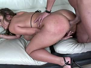 Trina gets an ass full of cock