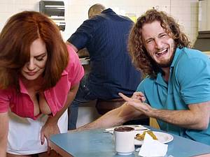 Wife fucked senseless on poler table